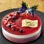 【新商品】Christmas Cake「ヴェルヴェットカシス」発売